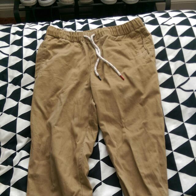 Native Youth Cuffed Jogger