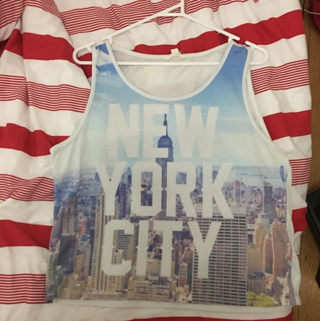 New York City Singlet