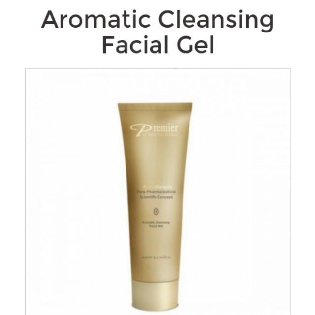 Premier By Dead Sea Premier: Aromatic Cleansing Facial Gel.