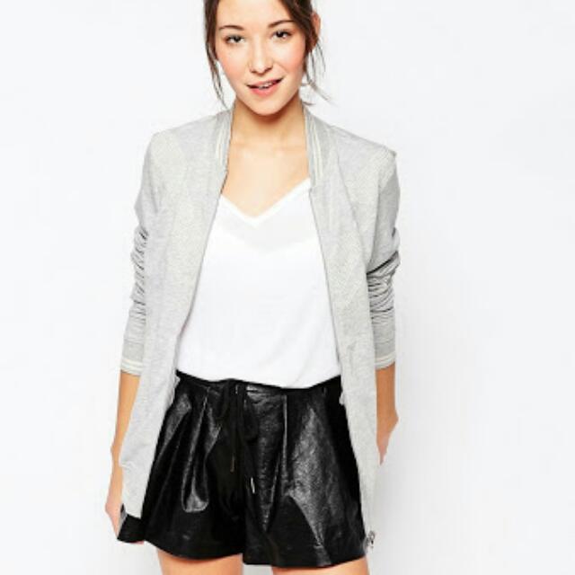 PUMA Grey Track Jacket Size M/12