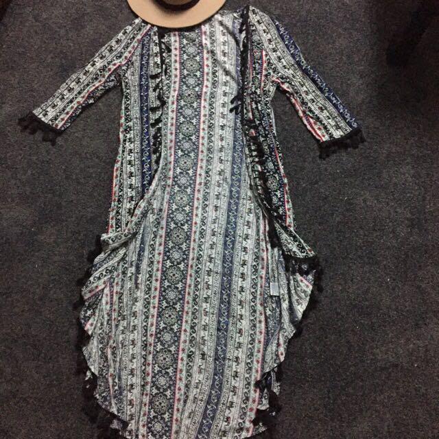 Runaway Kimono Size 12