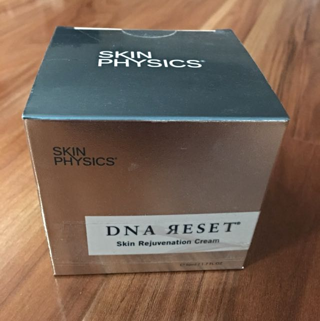 Skin Physics DNA Reset