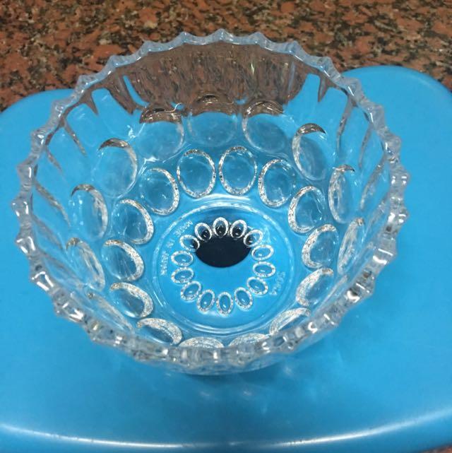 SoGa 水晶玻璃糖果收納罐