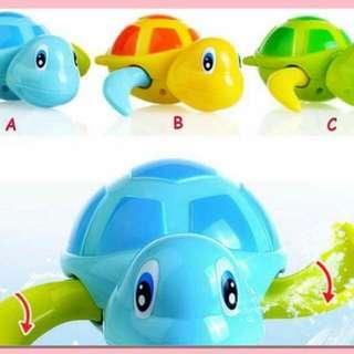 Turtle Swim Along Bath Toy