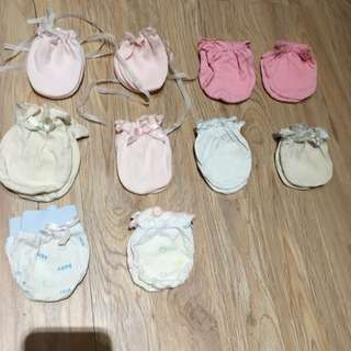 ♻️寶寶手套10雙