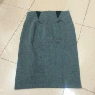 Now Grey Skirt