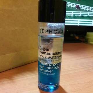 (含運)法國Sephora防水卸妝液