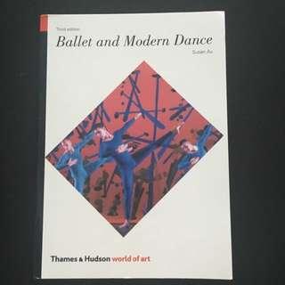 Ballet And Modern Dance Textbook