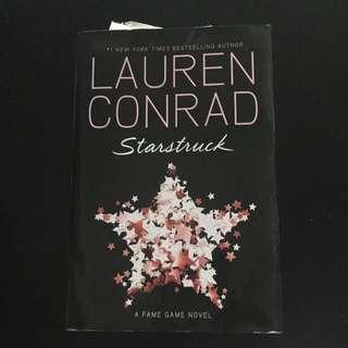 Lauren Conrad's Starstruck Hard Cover