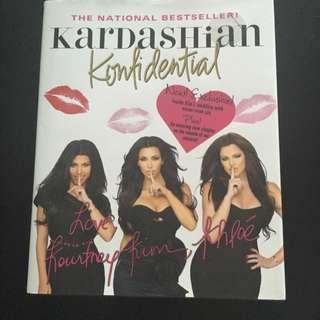 Kardashian Konfidential Hard Cover