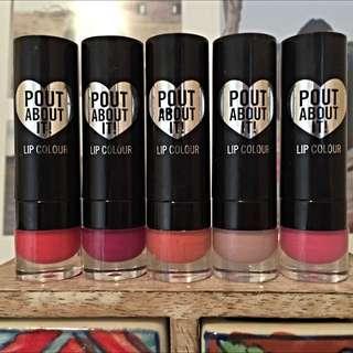 SportsGirl Lipstick - Bulk