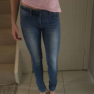 Just Jeans Size 6 Lift And Shape Jeans