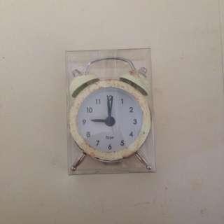 Small Typo clock