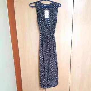 Temt Maxi Wrap Dress (BNWT)