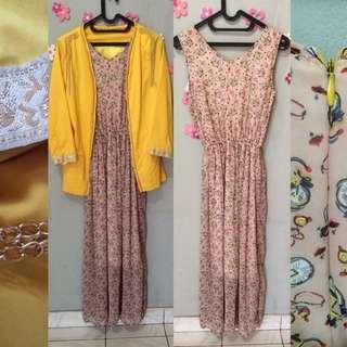 preloved Dress + Outer