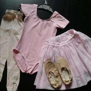 Ballet Costume Set