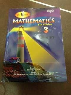 Mathematics Upper Secondary 6th edition