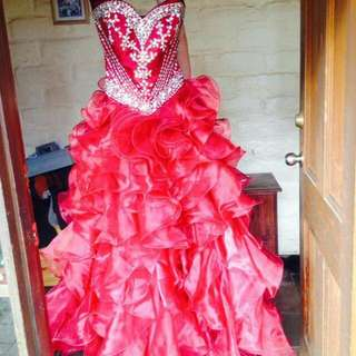 Ball Gown/Leavers Dress