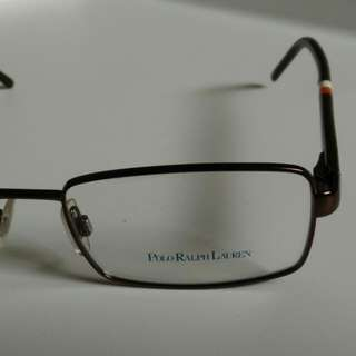 Polo Brown Frame Glasses