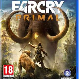 Far Cry Primal PS4[PRICE REDUCED]
