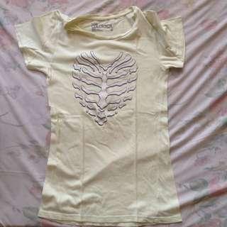 Yellow Love Bone Colorbox Shirt