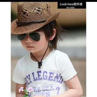 Look here配件館:兒童偏光墨鏡 寶麗來太陽眼鏡 兒童雷朋款 polaroid太陽鏡 抗uv400 抗紫外線