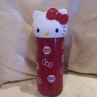 [全新]Hello Kitty 保溫杯