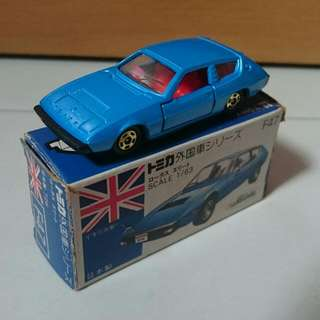 Tomica F47 Lotus Elite (MIJ)