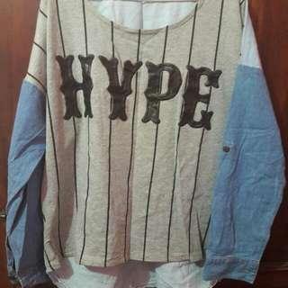 blouse hiphop