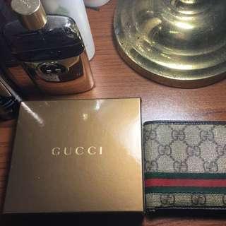 (正品限時特價)Gucci短夾