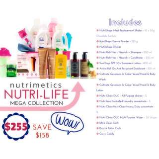 The Ultimate Beauty Lifestyle Package