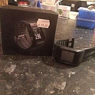 Nike + Sportswatch GPS