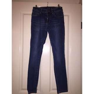 Just Jeans Blue Denim Slim Fit Jeans