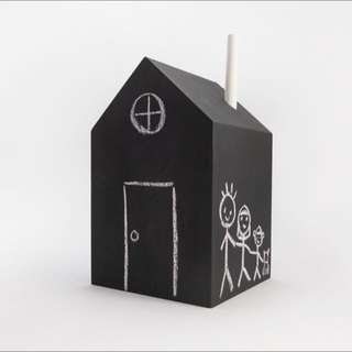 *Temporary Out of Stock - Chalkboard House