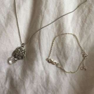 Bracelet & Necklace