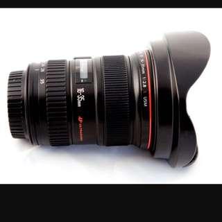 Canon 16-35mm f2.8 Mark 2