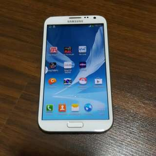(RESERVED)Note 2 White 16gb