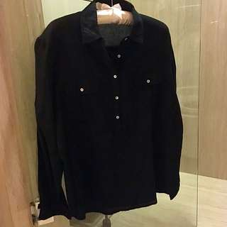Zara Long Sleeve Black