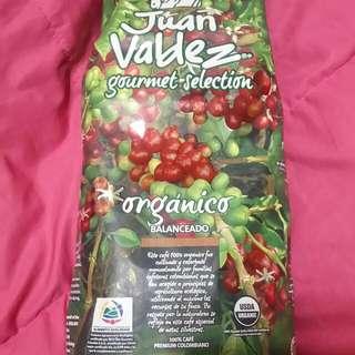 哥倫比亞 JUAN VALDEZ有機咖啡豆