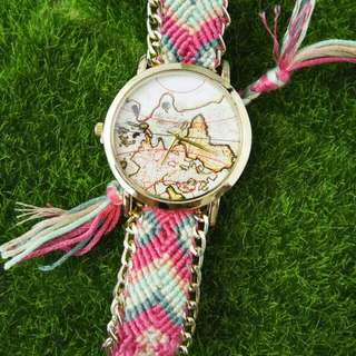 handmade around the world watch