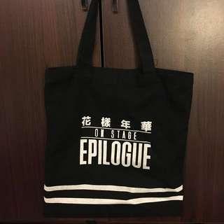 BTS 花樣年華 帆布包