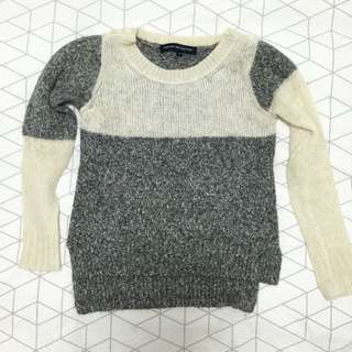 French Connection Knit Top XS
