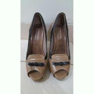 Lola Blue Heels