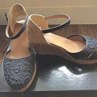 Jo Mercer Wedge Heels