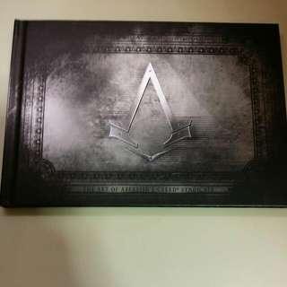 Assassin's Creed Syndicate Mini Artbook