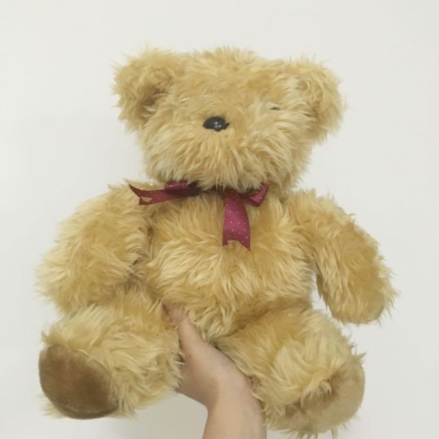 絨毛娃娃💕熊熊🐻(含運)