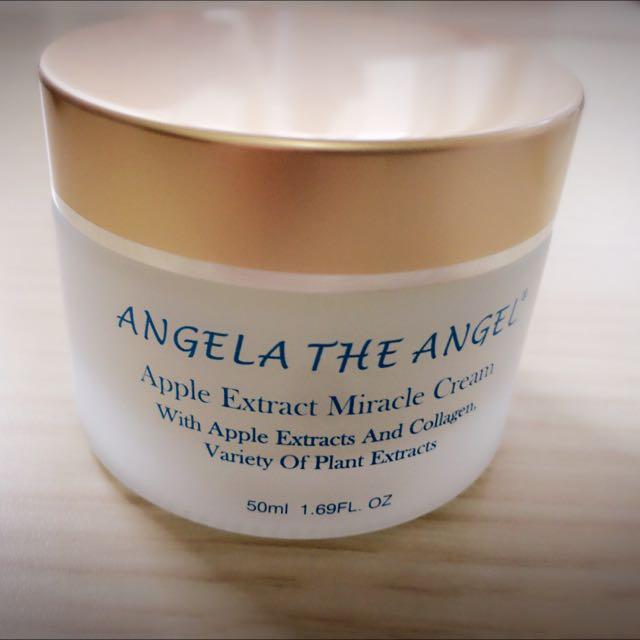 亮亮女神 Angela the Angel 蘋果天后奇蹟霜