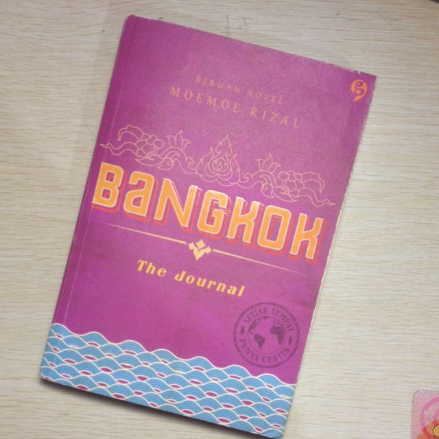 Bangkok by Moemoe Rizal