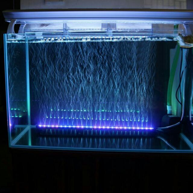 Classica Bubble Curtain Led 20cm Pet Supplies On Carousell
