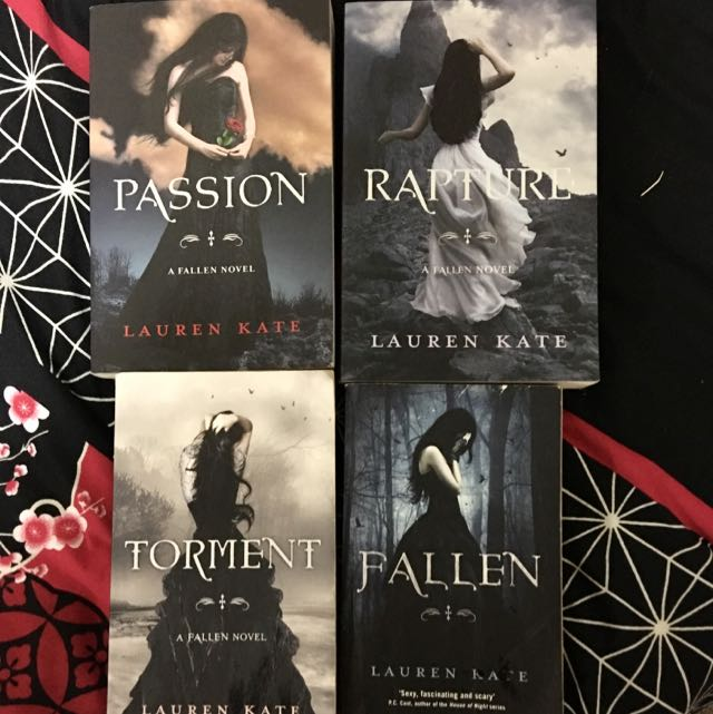 Complete Series Of Fallen ( Lauren Kate)